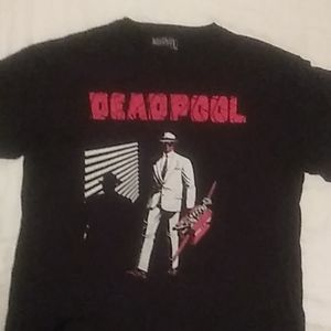 Deadpool Hitman Tee